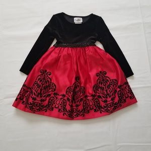 12f79c94639be Rare Editions Little Girl's Dress